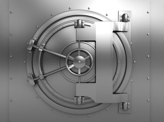 phrase de récupération de portefeuille dans un coffre