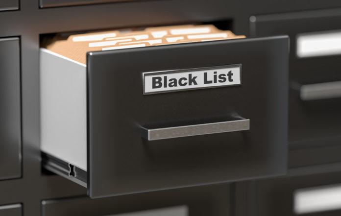 Crypto.com parmi les sites blacklistés par l'AMF